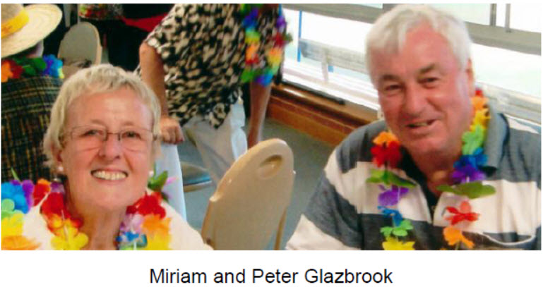 mariam peter glazbrook