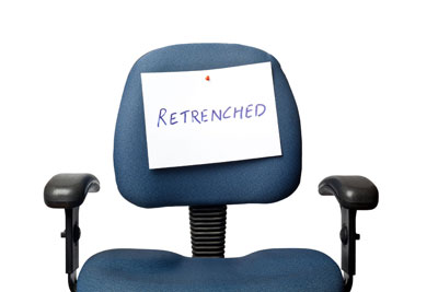 retrenchment redundancy advice