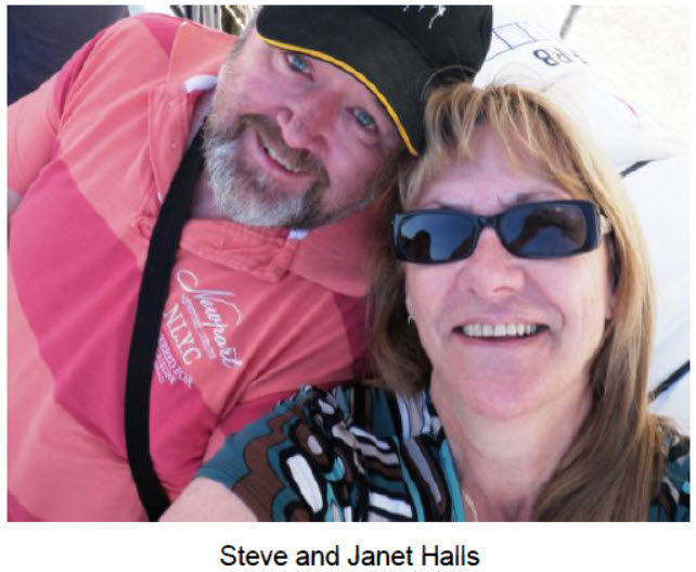 steve and janet halls