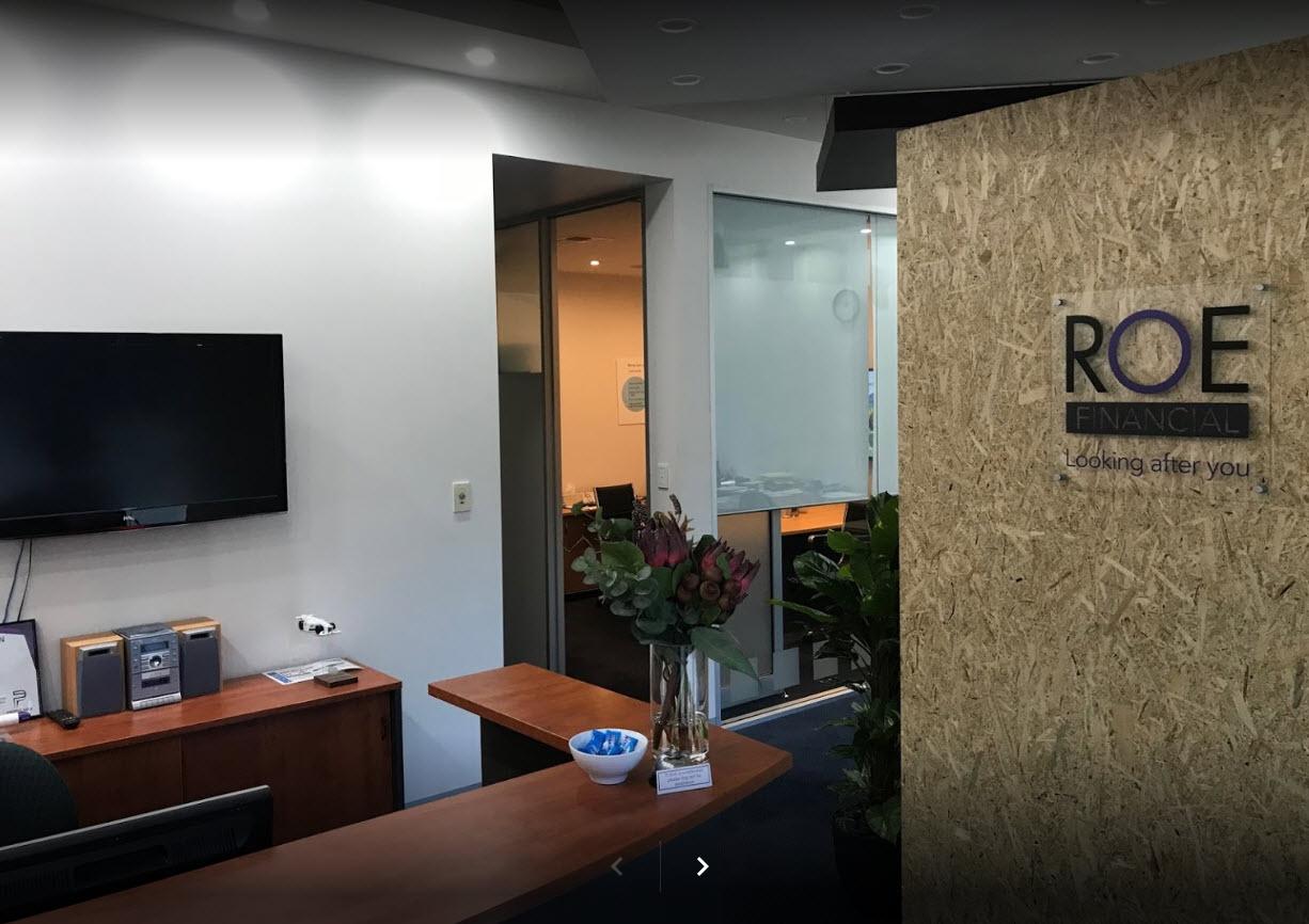 Roe Financial Advisors Office